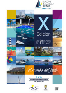 X Edición del Salón Náutico: estands náuticos, ocio y Ruta de la Tapa -Dénia-