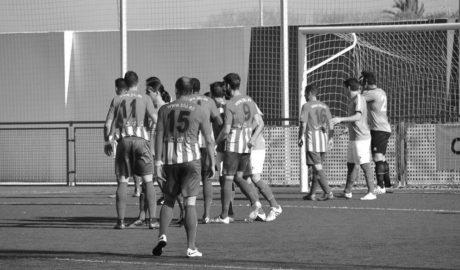 El CD Jávea domina pero no pasa del empate en casa ante el Alcoyano B
