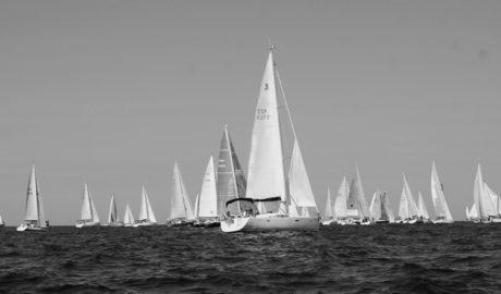 El RCN Dénia se prepara para la 30ª edición de la Ruta de la Sal de vela