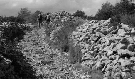 La construcción de la «pedra en sec», tan arraigada en la Marina Alta, aspira a ser Patrimonio de la Unesco