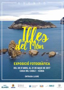 Exposición fotográfica 'Illes del Món' -Xàbia- @ Casa del Cable, Xàbia