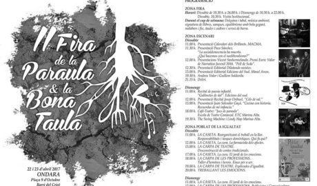 Otro fin de semana cultural y gastronómico en Ondara