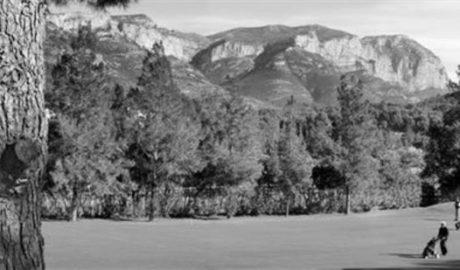 Ya está en marcha un circuito de golf nacional con el nombre de Dénia Ciudad Gastronómica