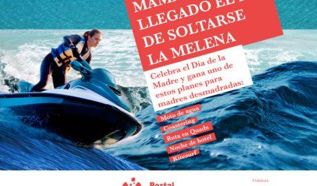 Portal de la Marina celebra el Día de la Madre con sus Planes para Madres Desmadradas