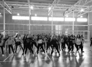 El IES Nº3 de Dénia organizó el día de la actividad física para todos los alumnos