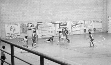Dura derrota del Dénia Futsal en casa del líder que el baixa a la sexta posició