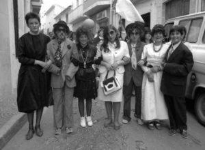 La historia de Benitatxell durante generaciones a través de las fotos de la Festa de la Rosa