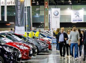 La mayor selección de vehículos de ocasión en Feria Valencia