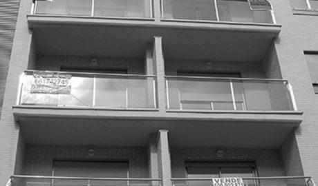 La venta de viviendas volvió a subir en 2016 en la comarca y el aumento acumulado ya roza el 50% en cinco años