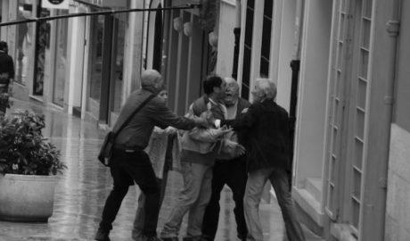 [FOTOGALERÍA] El cine vuelve a inmortalizar la calle Cop o el puerto de Dénia