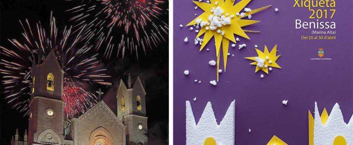 Les festes de la Puríssima Xiqueta omplin d'activitats els carrers de Benissa