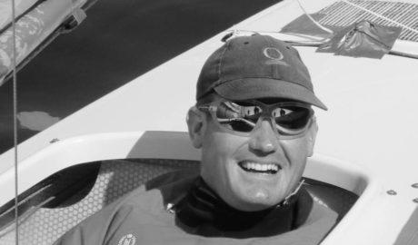 Rafa Andarias viajará a Francia para competir en las Sailing World Cup Series