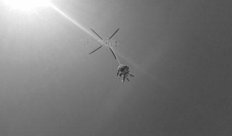 Rescatan en helicóptero a dos senderistas inglesas en el Montgó