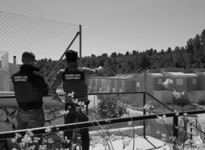 La Guardia Civil detiene a un hombre por 49 robos en Gata Residencial
