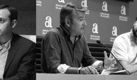 Compromís acusa a César Sánchez de financiar con dinero público a «medios falsos» para atacar a la oposición