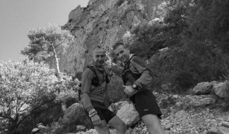 Diez atletas de la comarca acabaron el trail Castelló-Penyagolosa, uno de los más duros del país
