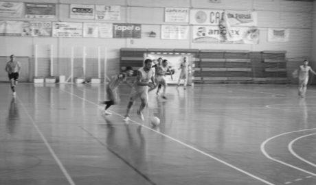 El Dénia Futsal le regaló una victoria a su afición en el último partido en el Pabellón Municipal
