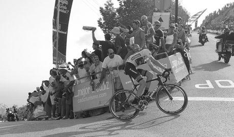 Indurain, Perico Delgado y Oscar Pereiro inspeccionarán el final de la Vuelta con meta en el Puig Llorença