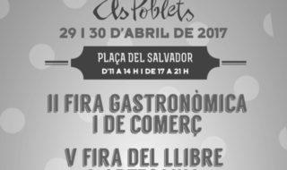 Els Poblets celebra la cinquena edició de la Fira del Llibre i Artesania