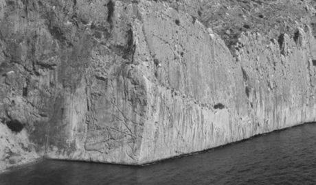 Rescatados cinco escaladores tras sufrir un ataque de gaviotas en un acantilado de Calp