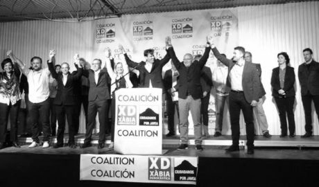 Xàbia Democrática se integra en el PP para convertirse en «alternativa» al gobierno del PSOE