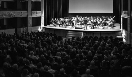 La Jove Orquestra de les Illes Balears actúa en Dénia en un concierto solidario