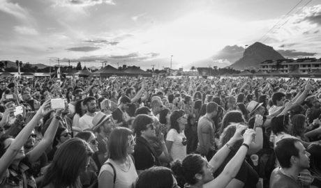 Unas 13.000 personas en el Montgorock más multitudinario