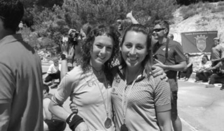 Aïda Pérez es classifica per al nacional de trail en quedar segona en l'autonòmic