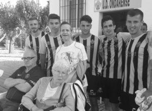 Un triangular de fútbol organizado por el Ondarense recauda 400 euros para fines solidarios