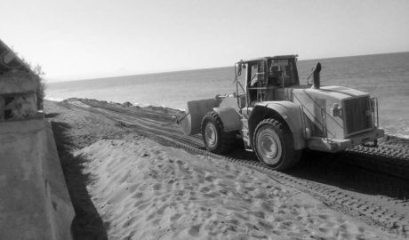 El Blay Beach de Dénia vuelve a ser playa