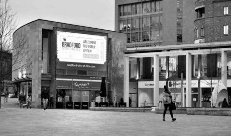 El festival de Bradford selecciona el audiovisual de la banda sonora de la gamba roja de Dénia