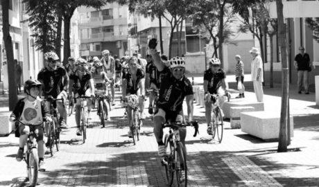 1.230 km. hasta Dénia en bici con una meta: ayudar a las personas discapacitadas
