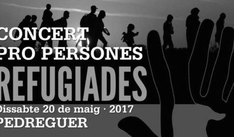 Un grito por la angustia de los refugiados desde Pedreguer