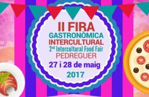 II Fira Gastronòmica Intercultural: gastronomia, concerts i oci cultural i familiar -Pedreguer- @ carrer de Joana Escorna, Pedreguer | Pedreguer | Comunidad Valenciana | España