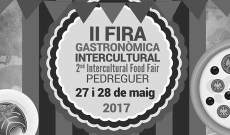 La II Feria Gastronómica Intercultural de Pedreguer se celebrará los días 27 y 28 de mayo