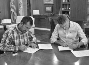 El CD Jávea renueva su convenio con el consistorio xabiero y recibirá 117.000 euros