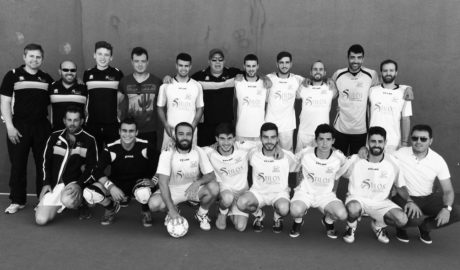 Peluquería Stilos Ráfol gana la Liga Oro de fútbol sala de ACYDMA