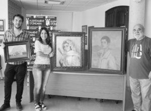 La familia de Miquel Vaquer dona a Ondara 21 cuadros de todos sus periodos pictóricos