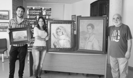 La família de Miquel Vaquer dona a Ondara 21 quadres de tots els seus períodes pictòrics