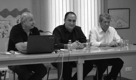 Carles Castillo cierra Encontres a Beniarbeig 2017 con la relación de los clásicos y el cine