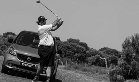 Visauto organiza en Dénia de nuevo el prestigioso torneo de golf Mercedes Trophy
