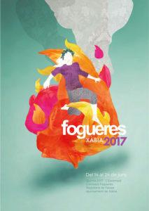 Fiestas: Fogueres de Xàbia 2017 @ Xàbia