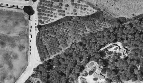 Dénia rechaza el proyecto de un hotel rural en suelo forestal protegido de Jesús Pobre