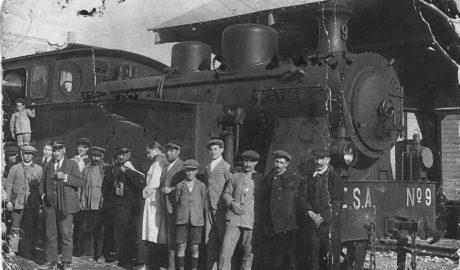 Dénia, òrfena de tren als 132 anys