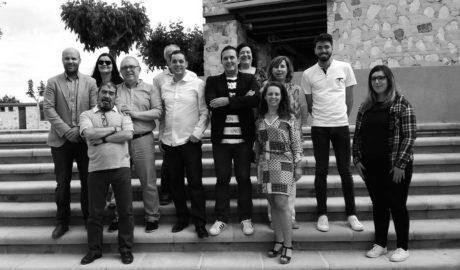 La Xarxa Joves Marina Alta traslada al IVAJ el arranque de su proyecto de vertebración y dinamización comarcal