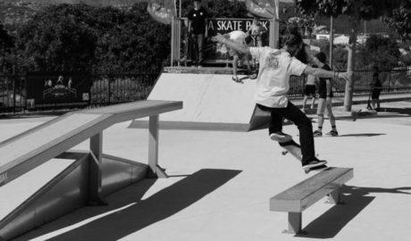 Els millors skaters valencians es donen cita al Poble Nou de Benitatxell