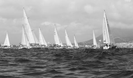 Un total de 421 navegantes se dieron cita en Dénia para la XI Regata Banco de España
