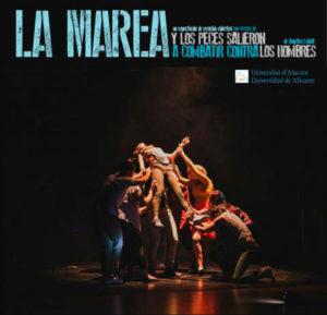 Teatro: 'La Marea' por Aula de Teatre de la Univesitat d'Alacant.  XXVII Mostra de Teatre 'Ciutat de Dénia' @ Teatre Auditori del Centre Social, Dénia
