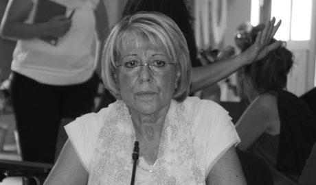 Mari Martínez (C's) presenta su dimisión como concejala en Dénia