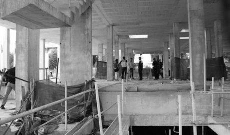 Dénia adjudica tras años de quejas vecinales las obras de seguridad en la finca abandonada de La Vía